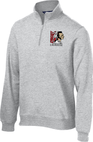 Syosset Lacrosse 1/4 Zip Fleece