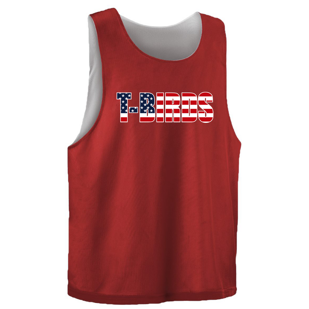 Connetquot Lacrosse Practice Pinnie