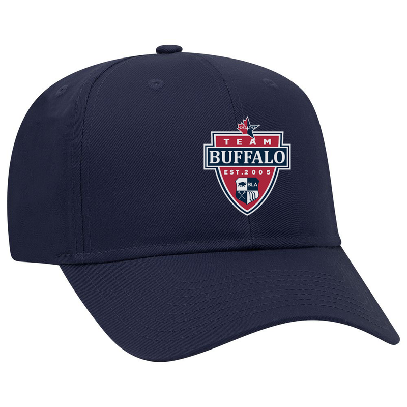 Team Buffalo Baseball Cap