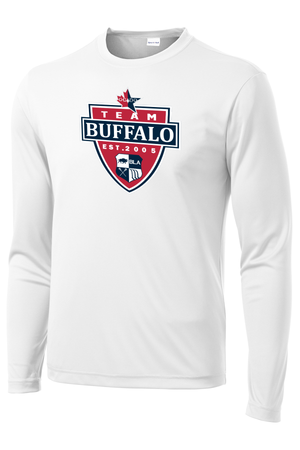 Team Buffalo Long Sleeve Performance Shirt