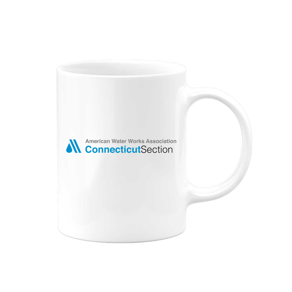 AWWA Connecticut Section Mug