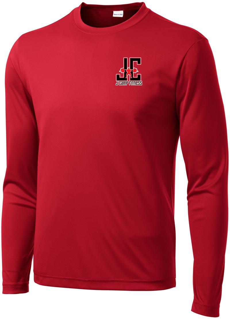J Camp Fitness Long Sleeve Performance Shirt