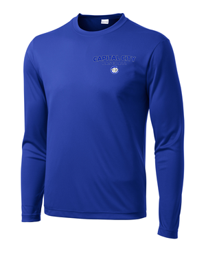 Capital City Baseball Long Sleeve Performance Shirt
