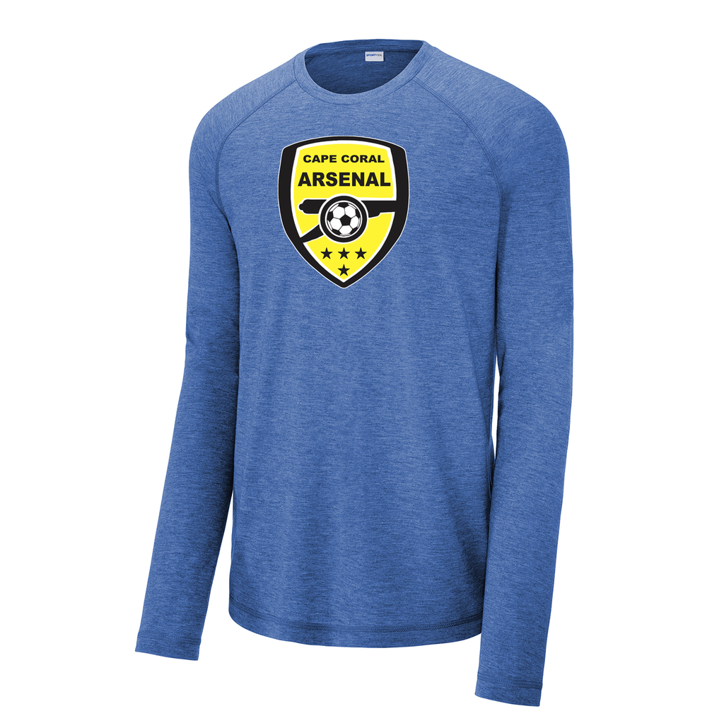 Cape Coral Arsenal Long Sleeve Raglan CottonTouch
