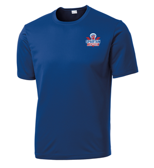Bixby Youth Lacrosse Performance T-Shirt