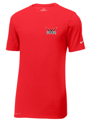 Willard Tigers Baseball Nike Dri-FIT Tee