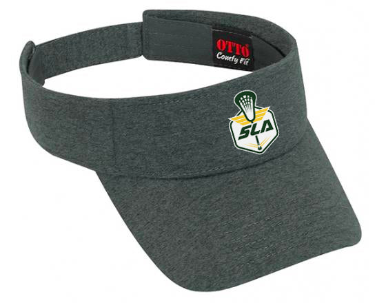 Sycamore Lacrosse Association Visor