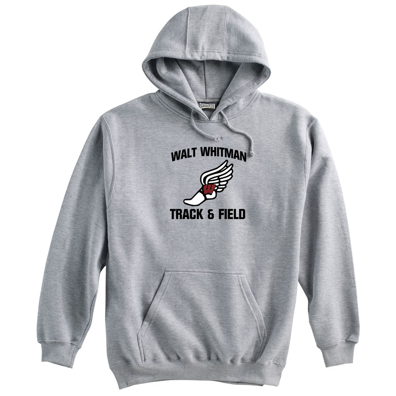 Whitman Track & Field Sweatshirt