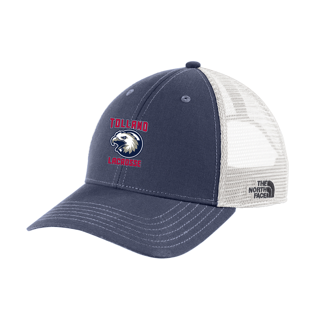 Tolland Lacrosse Club The North Face Trucker Hat