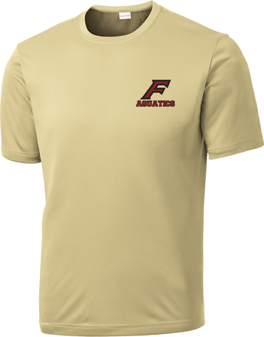 Farmington Aquatics Vegas Gold Performance T-Shirt