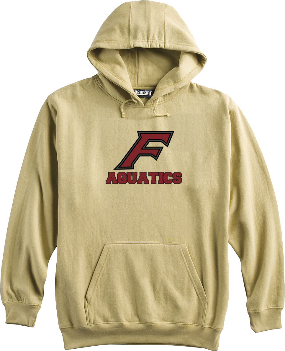 Farmington Aquatics Vegas Gold Sweatshirt
