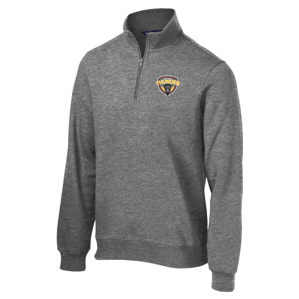 Ankeny Thunder Lacrosse 1/4 Zip Fleece