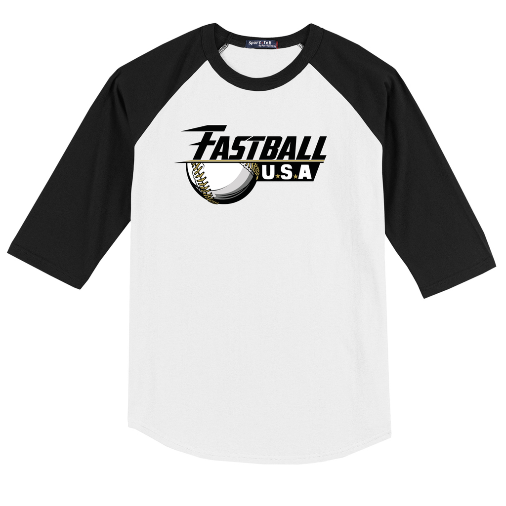Team Fastball Baseball 3/4 Sleeve Baseball Shirt