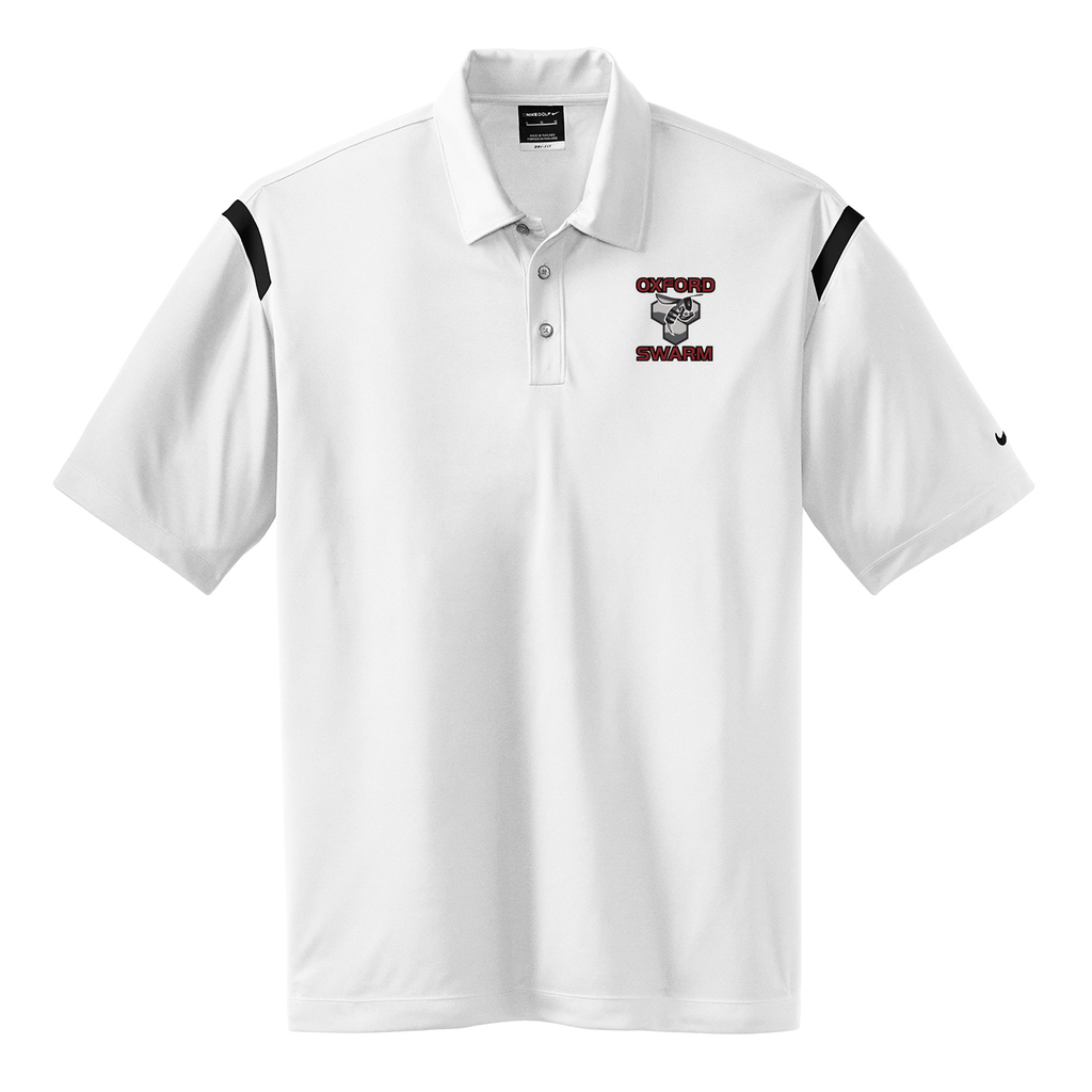Oxford Youth Lacrosse Men's Nike Dri-FIT Stripe Polo