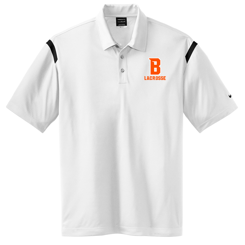 Babylon Lacrosse Nike Dri-FIT Stripe Polo