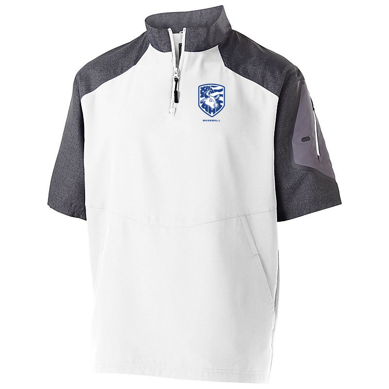 Accompsett Baseball  Short Sleeve Pullover