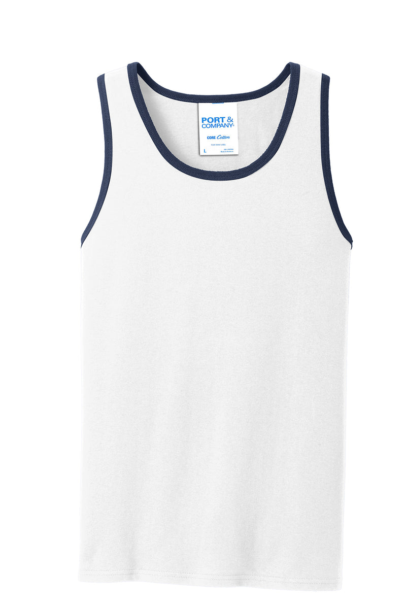 Sample Sleeveless Cotton Tank Top