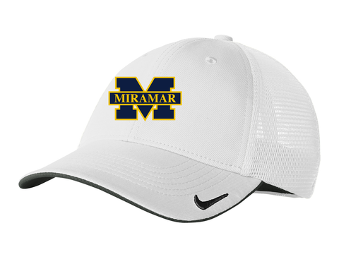 Miramar Wolverines Football Nike Dri-FIT Mesh Cap