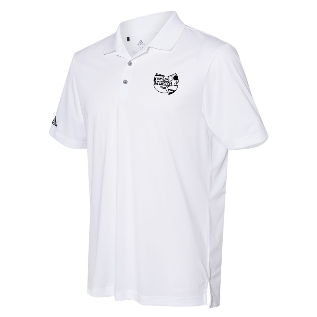 Wasatch LC Adidas Performance Sport Polo