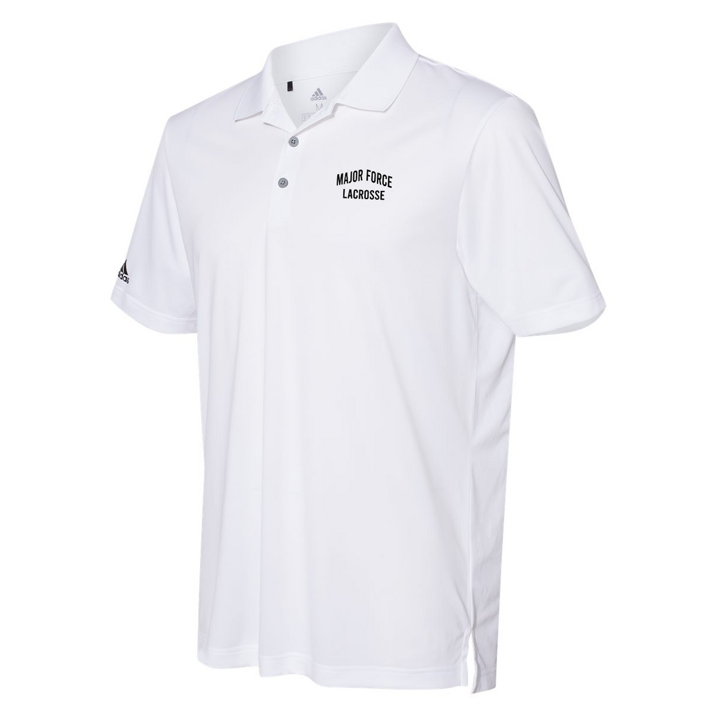 Major Force Lacrosse Adidas Performance Sport Polo
