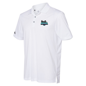 Austin Jazz Lacrosse Club Adidas Performance Sport Polo