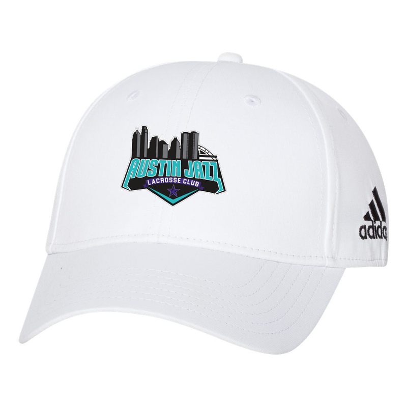 Austin Jazz Lacrosse Club Adidas Core Performance Cap