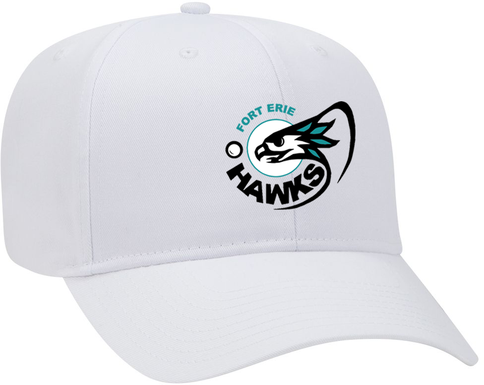 Fort Erie Hawks White Cap