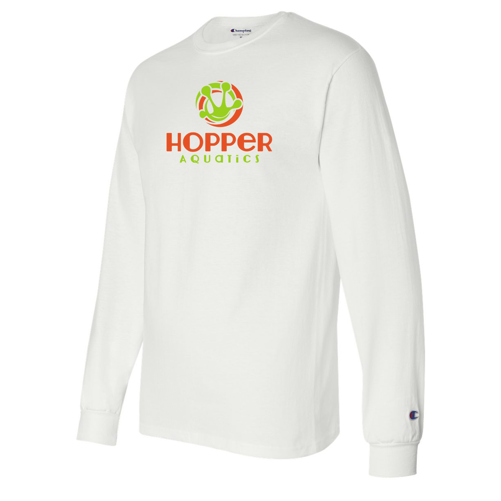 Hopper Aquatics Champion Long Sleeve T-Shirt