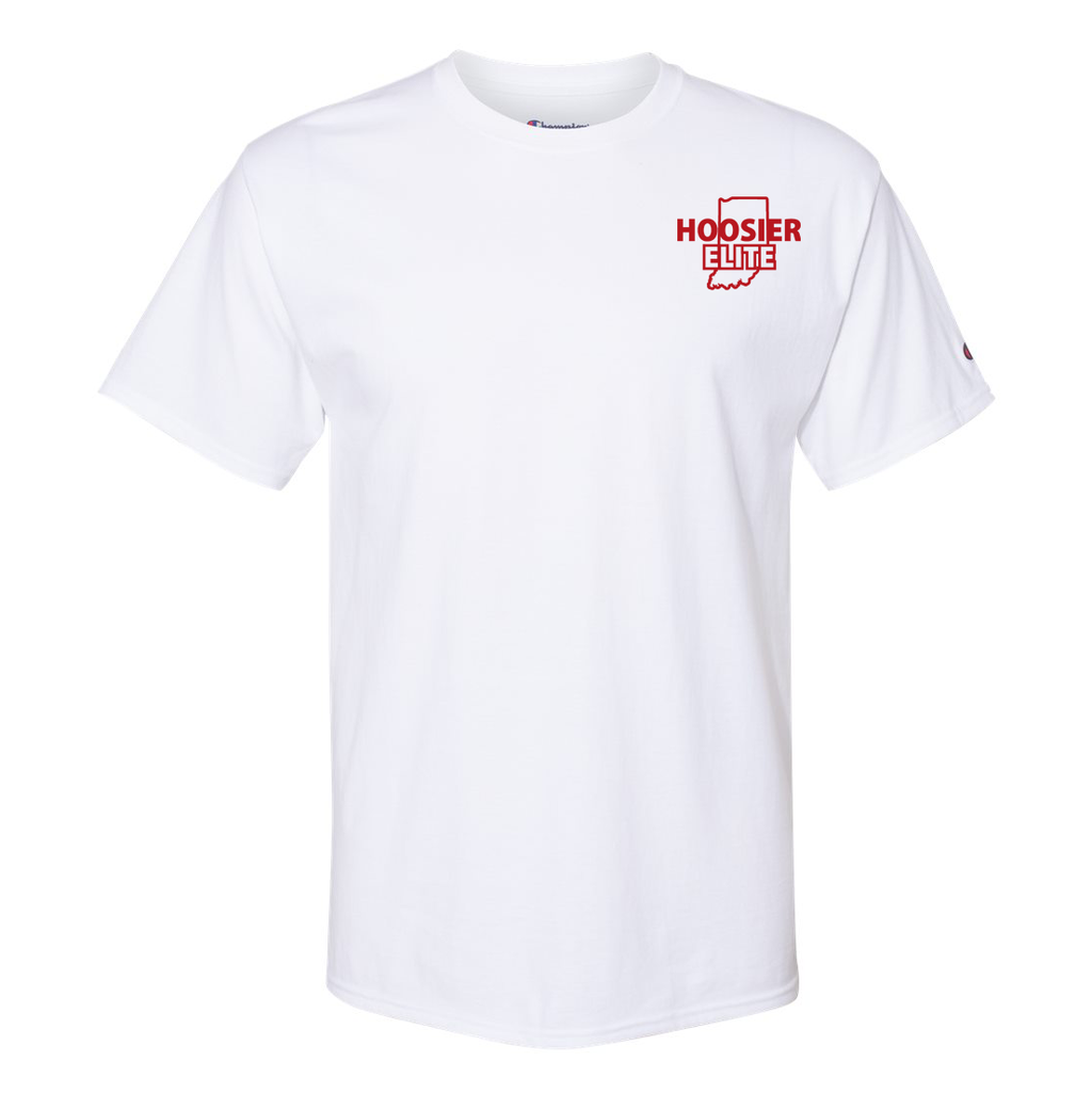 Hoosier Elite Basketball Champion Short Sleeve T-Shirt