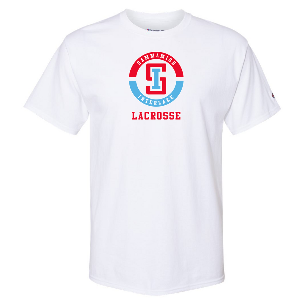 Sammamish Interlake Lacrosse Champion Short Sleeve T-Shirt