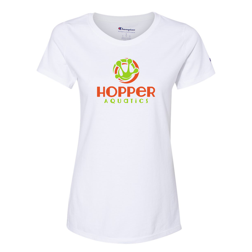 Hopper Aquatics Champion Womens T-Shirt