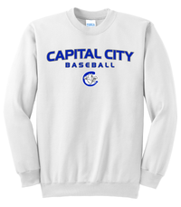 Capital City Baseball Crew Neck Sweater