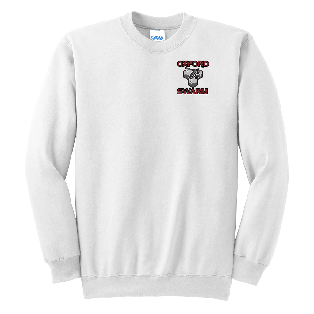 Oxford Youth Lacrosse Crew Neck Sweater