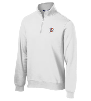 Eastvale Girl's Softball 1/4 Zip Fleece