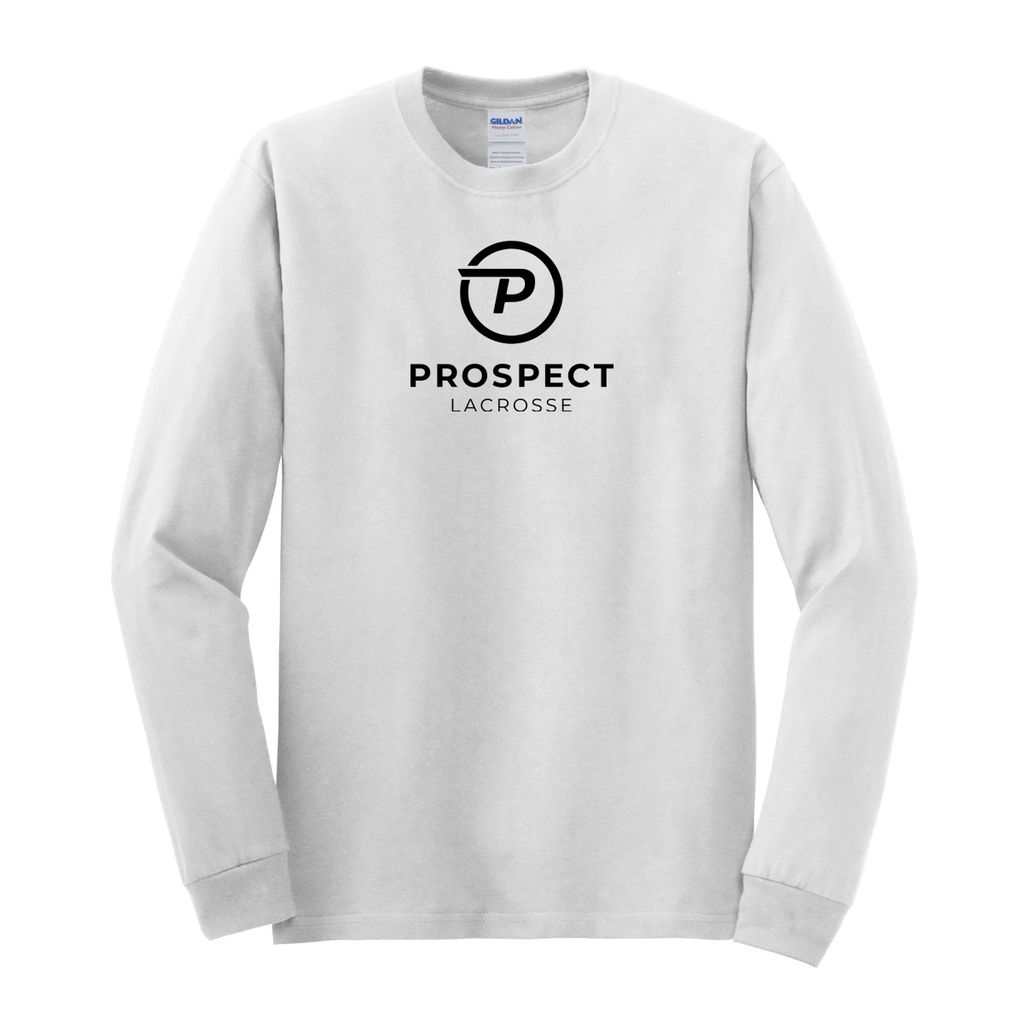 Prospect Lacrosse  Cotton Long Sleeve Shirt