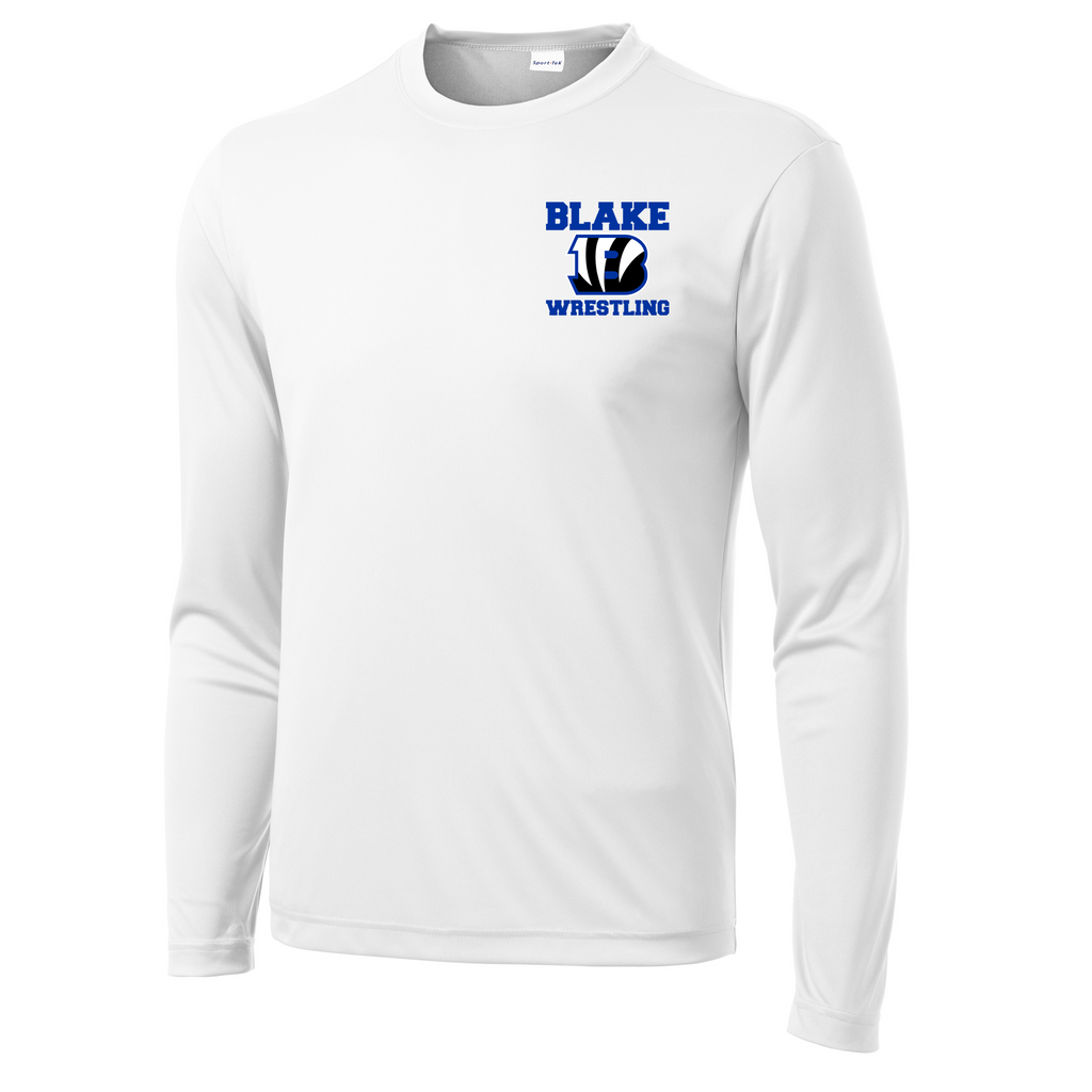 Blake Wrestling Long Sleeve Performance Shirt
