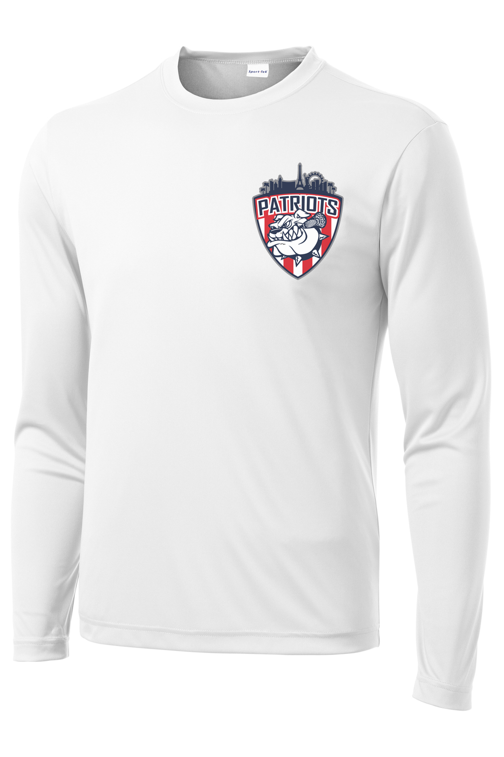 Las Vegas Patriots Long Sleeve Performance Shirt