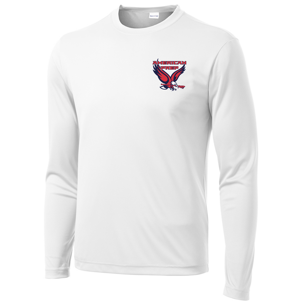 APA Lacrosse Long Sleeve Performance Shirt