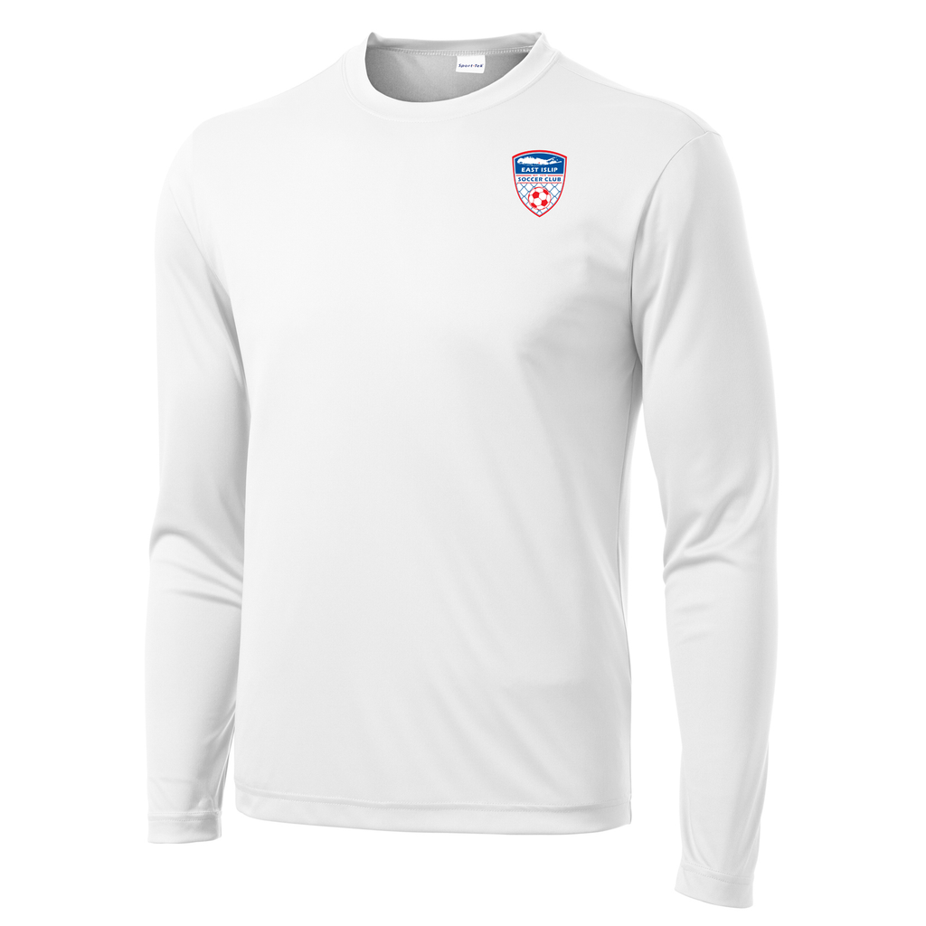 East Islip Soccer Club  Long Sleeve Performance Shirt