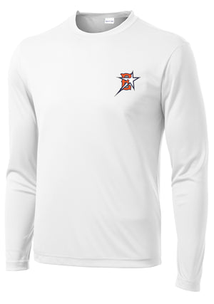 Eastvale Girl's Softball Long Sleeve Performance Shirt