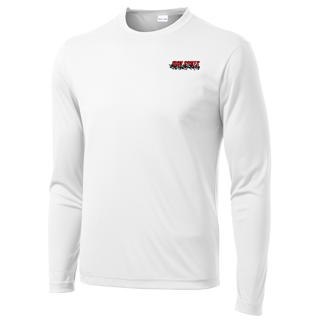 Iron Spikes Track & Field Long Sleeve Performance Shirt