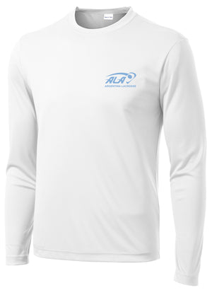 Argentina Lacrosse Long Sleeve Performance Shirt