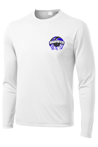 Capital City Bandits Basketball Long Sleeve Performance Shirt