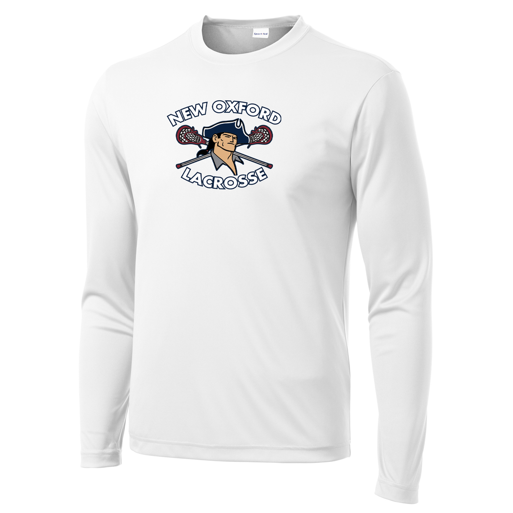 New Oxford HS Lacrosse Long Sleeve Performance Shirt
