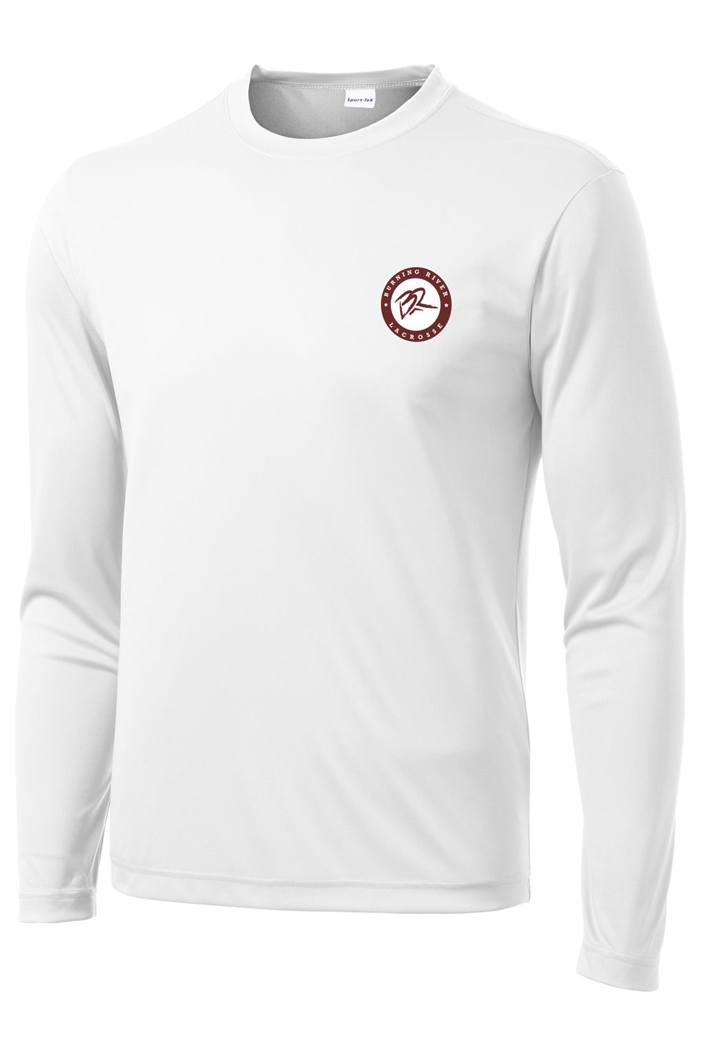 Burning River Long Sleeve Performance Shirt