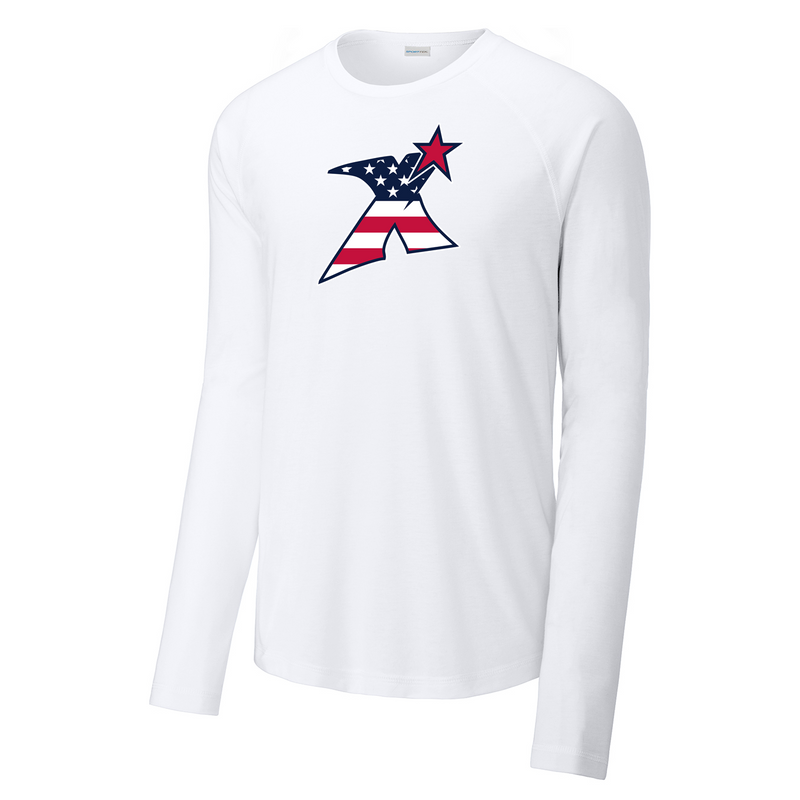 MDX North Long Sleeve Raglan CottonTouch