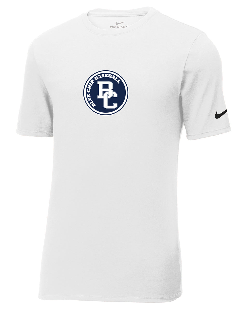 BlueChip Baseball Nike Core Cotton Tee