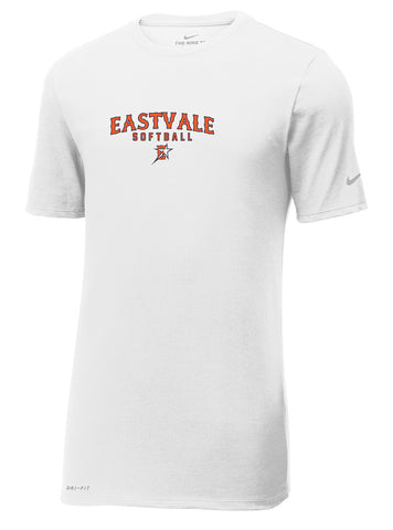 Eastvale Girl's Softball Nike Dri-FIT Tee