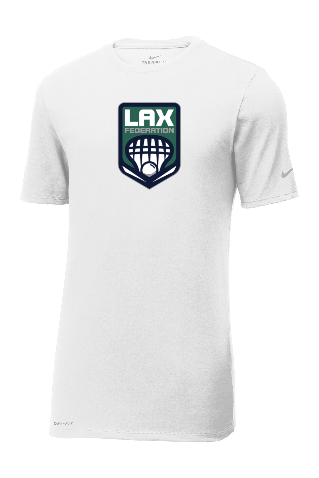 LAX FED Nike Dri-FIT Tee