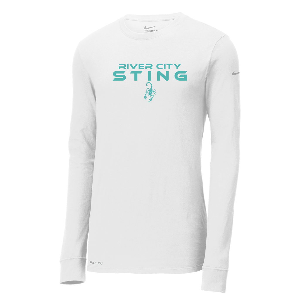 River City Sting Nike Dri-FIT Long Sleeve Tee